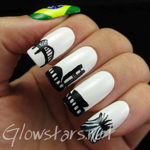 Read the blog post at http://glowstars.net/lacquer-obsession/2014/07/the-digit-al-dozen-does-countries-and-cultures-brazil/