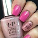 #opiinfiniteshine Nail Art