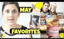 May Favorites + Easy snack recipe  ♡