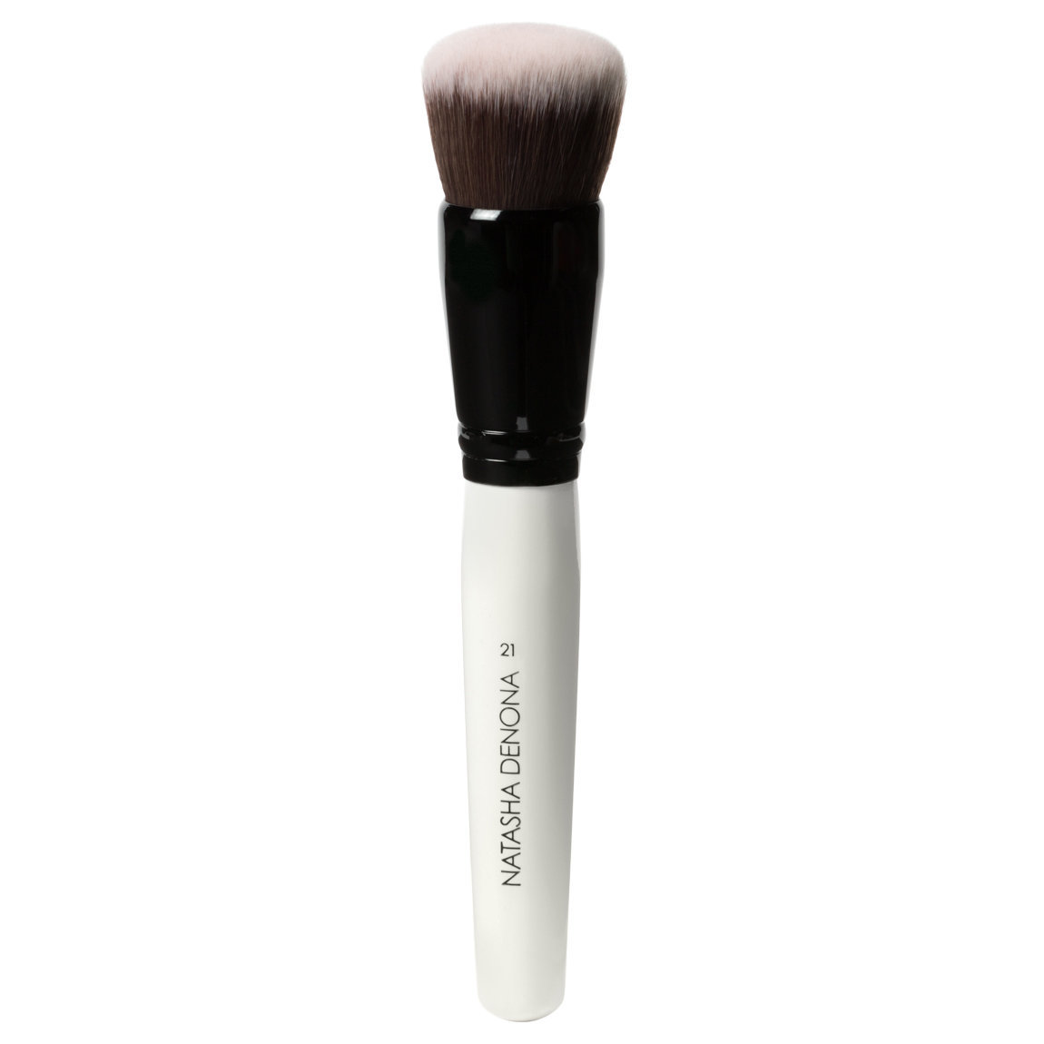 Natasha Denona #21 Body Shimmer Brush product smear.
