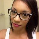 Pink lippy 💋