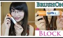 How-to: Skin Care & Protection in Winter - Brush on Block Sunscreen Review
