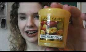 Yankee Candle haul/review