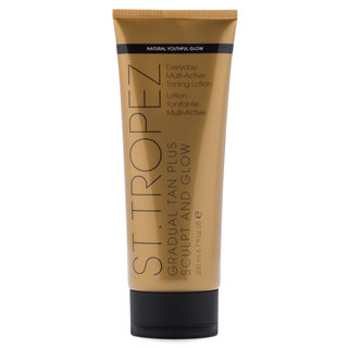 St. Tropez Gradual Tan Plus Sculpt & Glow Body