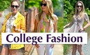 Class Outfits: College Fashion