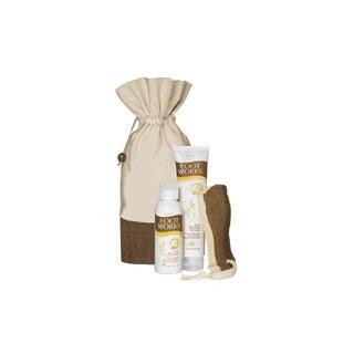 Avon Foot Works Vanilla & Brown Sugar Gift Set