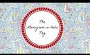 The Monogram-a-holic Tag