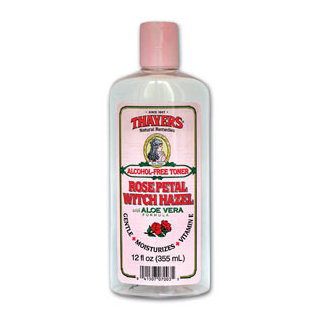 Thayer's Thayer's Alcohol-Free Rose Petal Witch Hazel Toner