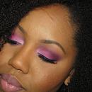 Pink and Purple Sugarpill