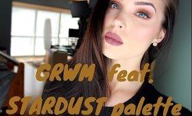GRWM Feat. Stardust Palette