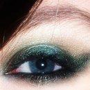 Modern Grunge Eyes