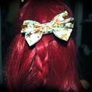 Red Hair, Hair Bow