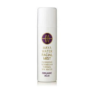MayaWater Facial Mist Organic Acai