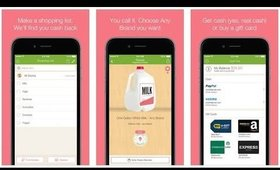 Get Paid To Shop!!! ♥ ♥ Review of Ibotta shopping app + $10 bonus!