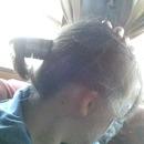 metal hair wrap