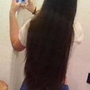 Straightened Hair 😍😍
