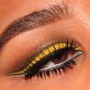 Black Stripe, Yellow Paint