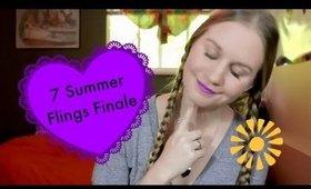 7 Summer Flings || Final Update