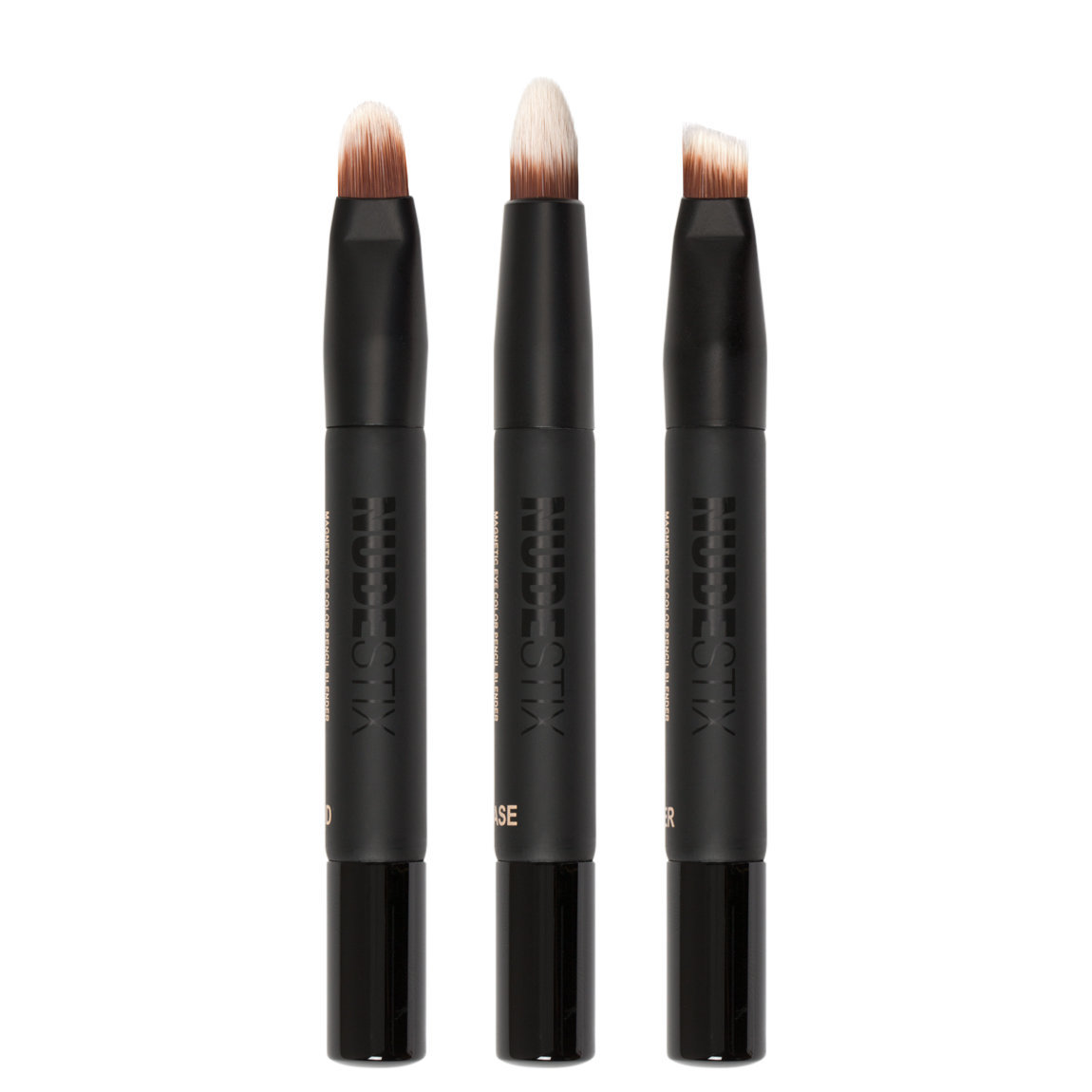 Nudestix Pencil Blenders product swatch.