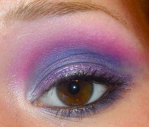 Ravy Purple and Pink