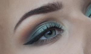 Inglot eyeshadow 32, 340, 363, 351