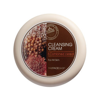 The Face Shop Herb Day Cleansing Cream - Five Grains