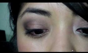 Valentine's Day look #2: Warm Sultry Eyes