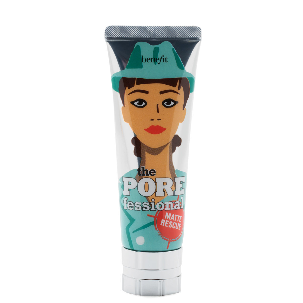 Benefit Cosmetics The POREfessional Matte Rescue Gel product smear.