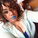 Electric Blue Lip