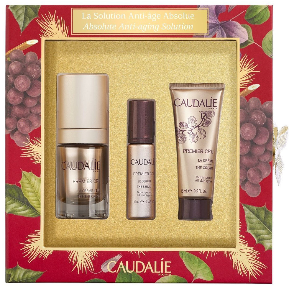 Caudalie Premier Cru Absolute Anti Aging Solution Set Beautylish