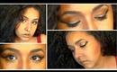 Phoenix Inspired Makeup Tutorial