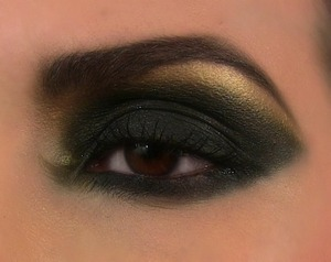 MARC JACOBS FALL 2009 INSPIRED MAKEUP
