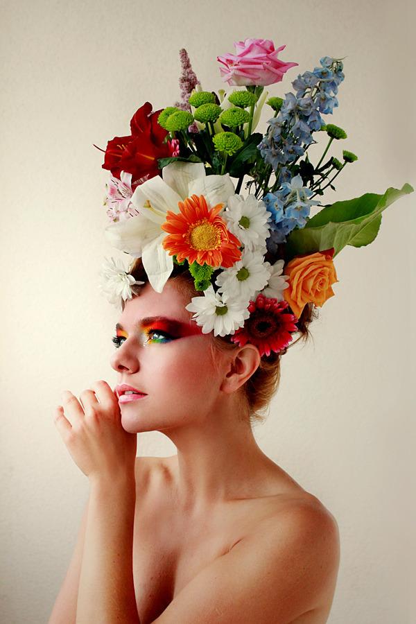 Ombre Flowers Zmalowana A S Photo Beautylish