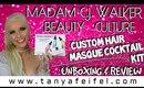 Madam C.J. Walker Beauty Culture | Custom Hair Masque Cocktail | Tanya Feifel-Rhodes