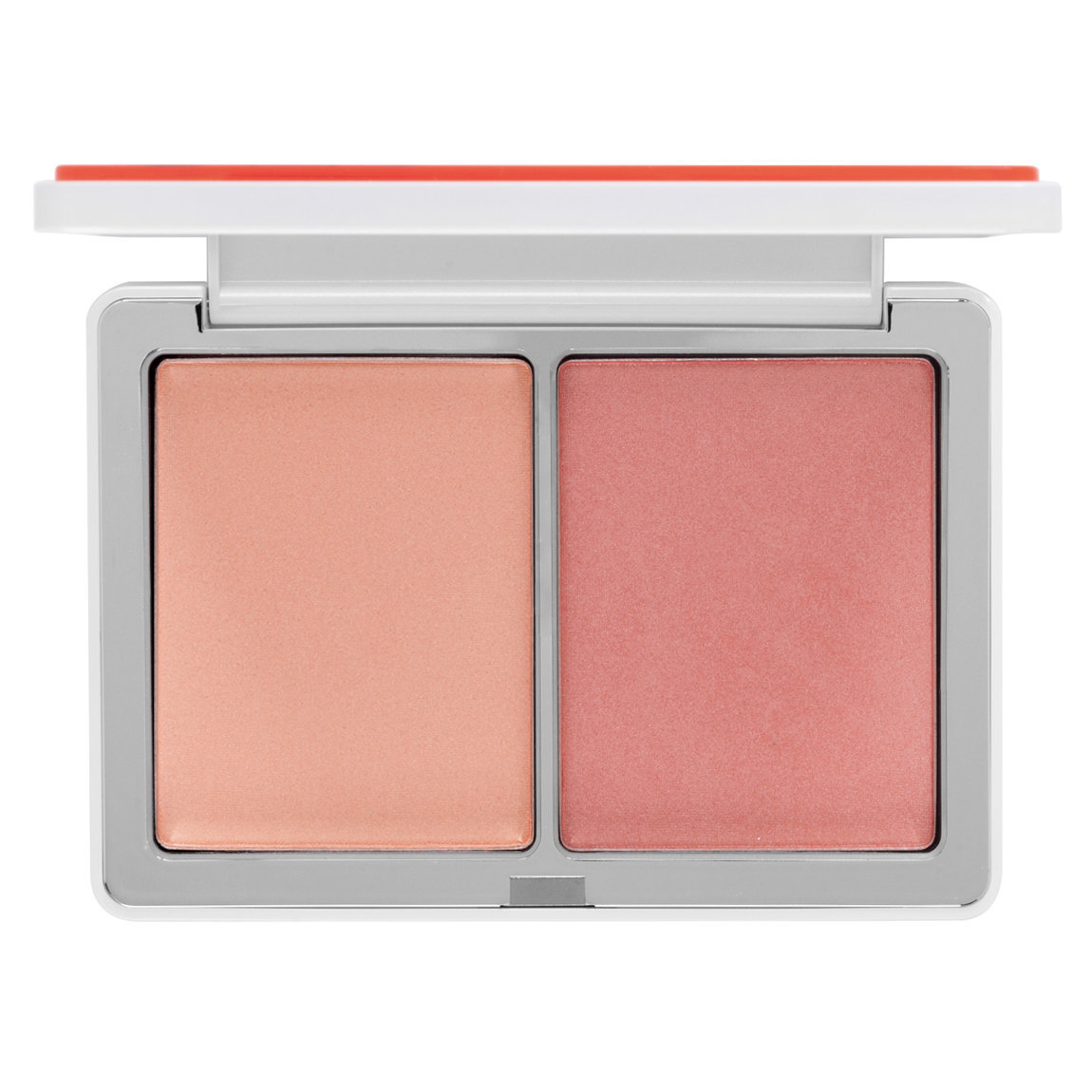 Natasha Denona Blush Duo 10 - Sheer Peachy Nude product swatch.