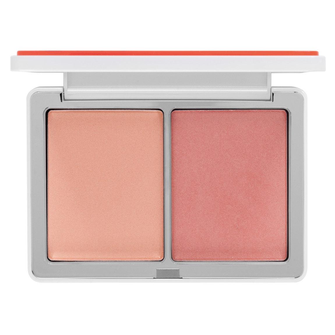 Natasha Denona Blush Duo 10 - Sheer Peachy Nude product swatch.