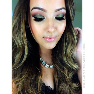 This Date Night Tutorial is on my YouTube channel! It has to be one of my favorite looks so far!