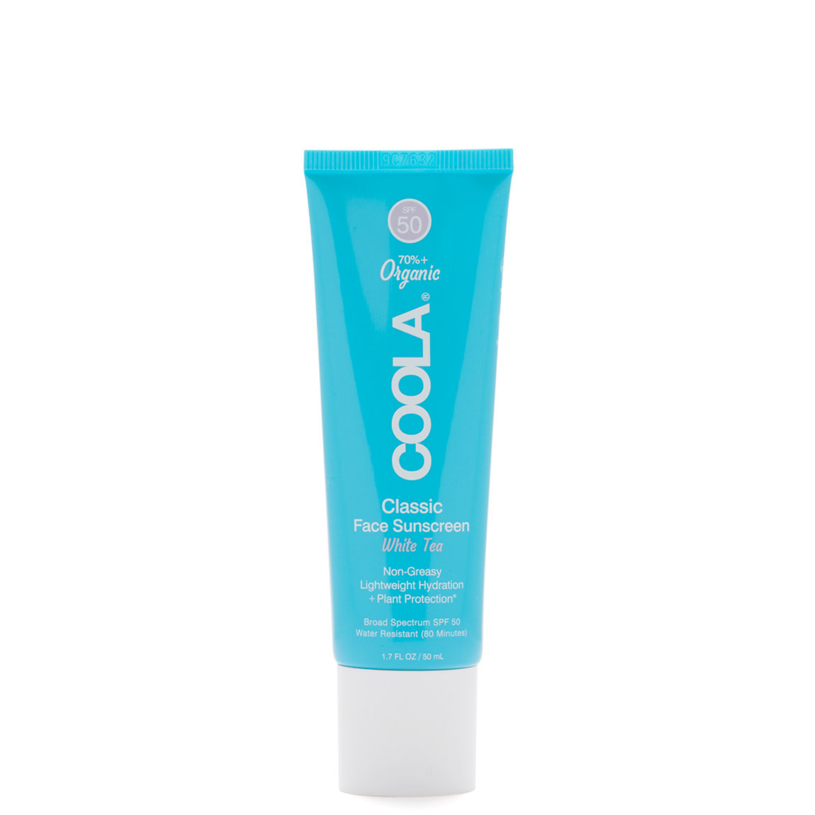 COOLA Classic Sport Face Sunscreen Moisturizer SPF 50 alternative view 1 - product swatch.