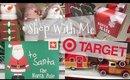 Target Dollar Spot Christmas Decor Shop With Me