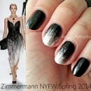 NYFW Zimmermann Inspired Nails