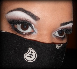 """My entry to """"Chola"""" contest (Finished Eyes)"""