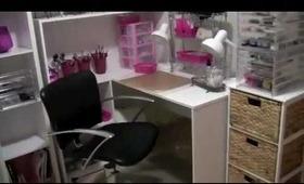 Makeup Organizing and storage
