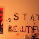 ?Stay Beautiful
