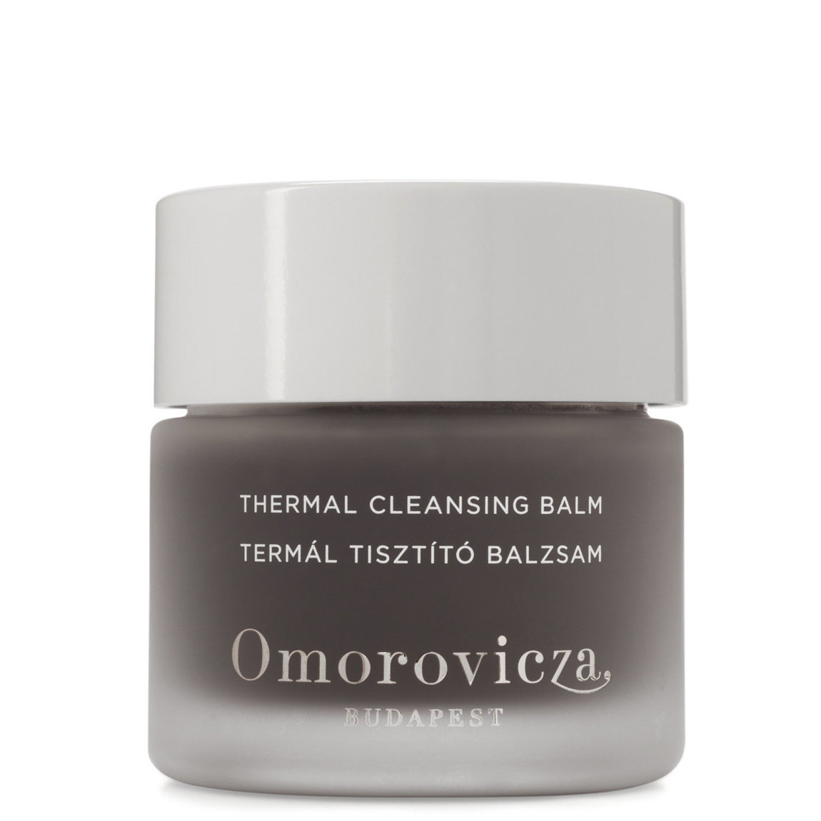 Omorovicza Thermal Cleansing Balm 15 ml product swatch.