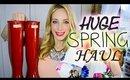 HUGE Spring Haul | Nordstrom, Shopbop and More!