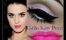 Maquillaje estilo KATY PERRY ( link to English version)