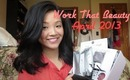 GLOSSYBOX | Work That Beauty! (April-May 2013)