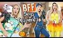 Best Friend Buys My Halloween Costumes!