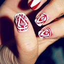 Assassin's Creed 3 Nail Art