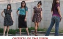 Outfits of the Week: 5/31 thru 6/3/11